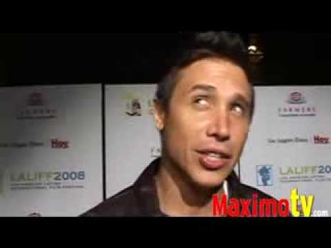 Erik Palladino Interview at HOTEL CALIFORNIA Premiere