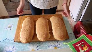 Хлеб из заварного теста Очень вкусный рецепт домашнего хлеба