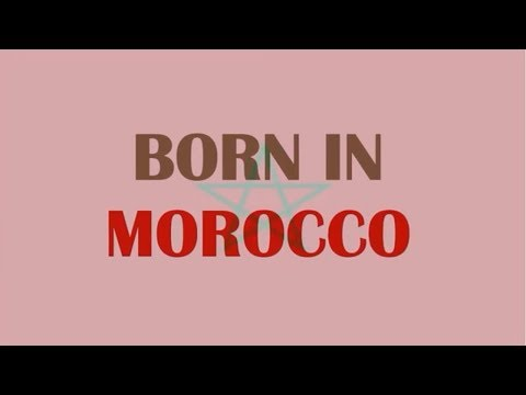 Born In Morocco (celebrities, athletes, musicians....) - 10 Famous People