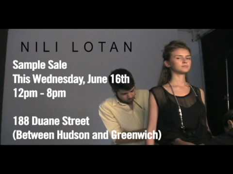 Nili Lotan, The Kooples among the hottest sales of the week ...