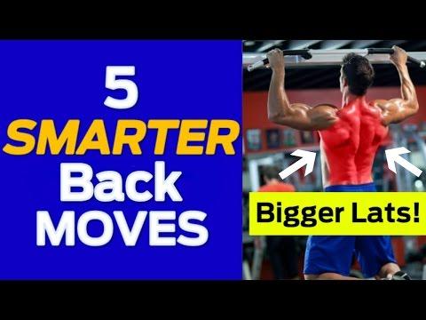 Back Workout: 5 Smarter Back Exercises for Bigger Lats