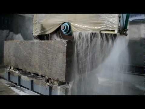 Granite Block Cutting Machine Metro B-12