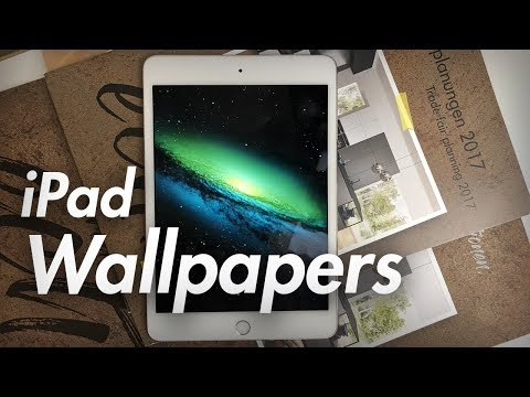 Cool iPad Wallpapers - How to Get iPad Wallpapers
