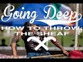 GOING DEEP!  How to throw the Sheaf