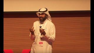 ألم  يتبعة أمل    الاستاذ محمد عثمان   TEDxHailCollegeOfTechnology