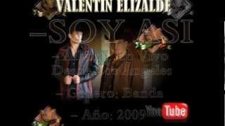 Valentin Elizalde - Soy Asi En Vivo Desde Los Angeles