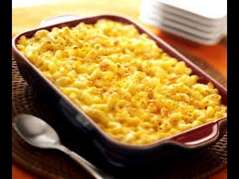 Macarrones Con Queso Mac And Cheese