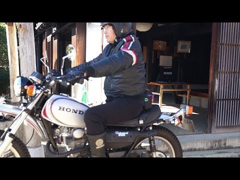 HONDA SL250S ヴィンテージ・オフロード車