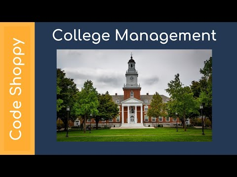 Android Application To Access College Activities – Events, Placement, Student Info