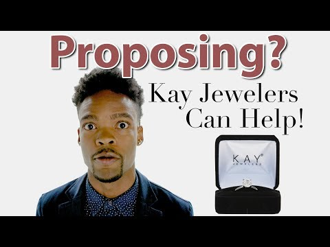 Proposing? Kay Jewelers Can Help!