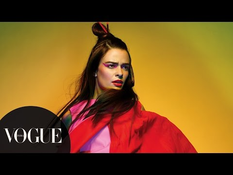 Asia Major: Glamorous Geishas   Fashion Film   VOGUE India