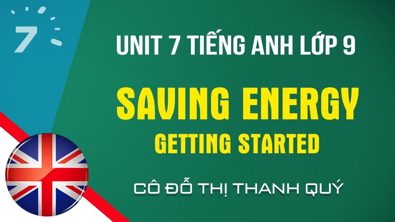 Unit 7: Getting Started trang 57 SGK Tiếng Anh lớp 9| HỌC247