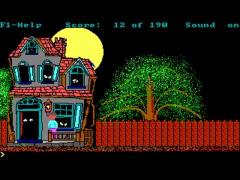 10 MS-DOS games in 3 minutes!