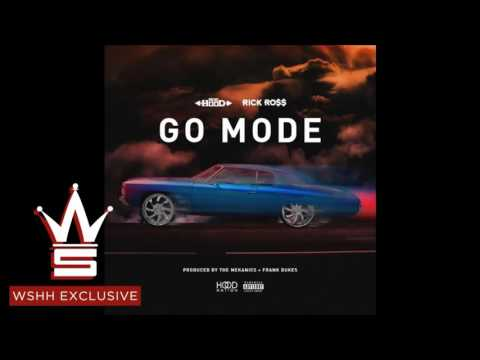 Ace Hood - Go Mode ft  Rick Ross (Starvation 5) (Lyrics)