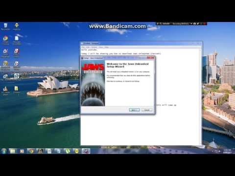 How To Download And Install Jaws Unleashed *BEST EXPLAINED* - PC  (PIRATEBAY UP & RUNNING)