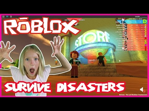 SURVIVE THE DISASTERS 2 | Roblox