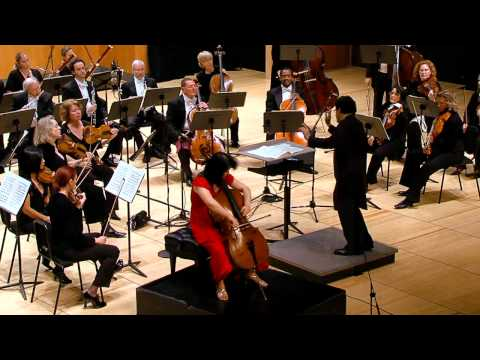 The Chamber Orchestra of Philadelphia performs Tchaikovsky''s 'Variations on a Rococo Theme'