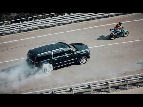 Дрифт с Cadillac Escalade / DriftMOTO 4212