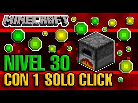 Generador De Experiencia Con Hornos // Minecraft 1.14.4