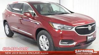 New 2019 Buick Enclave For Sale St Genevieve Missouri