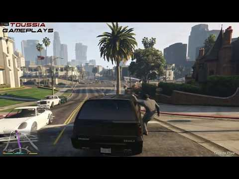 GTA 5 : Trevor Hates Bodyguards