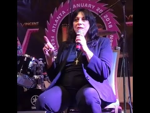 Former KISS guitarist Vinnie Vincent Q/A posted - Stryper's new album is complete..