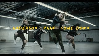 Anderson .Paak - Come Down (Dance Remix)