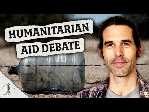 Should Freedom Of Religion Protect Humanitarians Giving Food & Water To Migrants At The Border?
