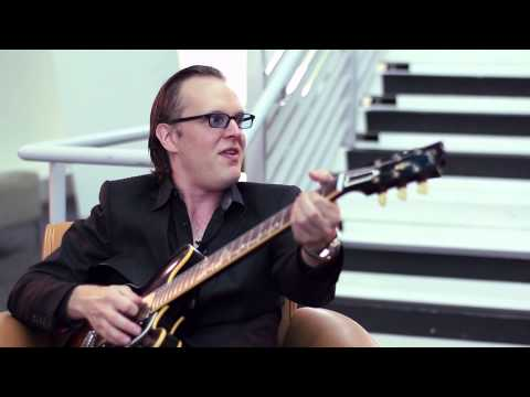 Joe Bonamassa and George Benson Jazz and Blues Common Threads
