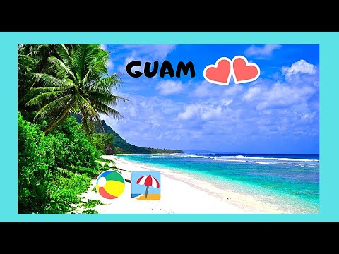 GUAM'S spectacular National Wildlife Park and Ritidian Point Beach