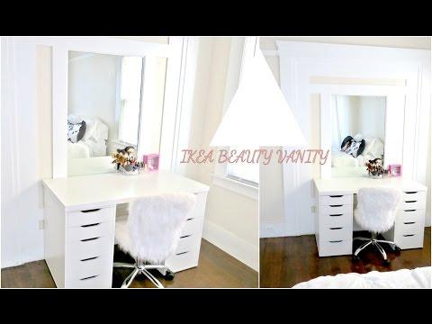 Ikea Beauty Vanity