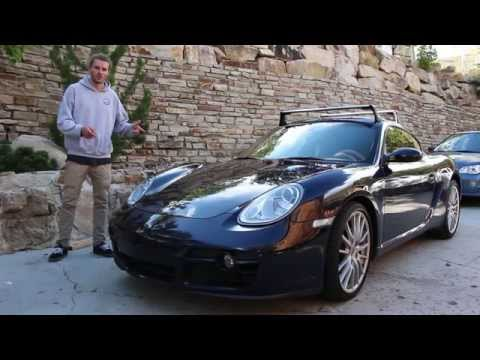 How to Change the Oil in a Porsche Cayman