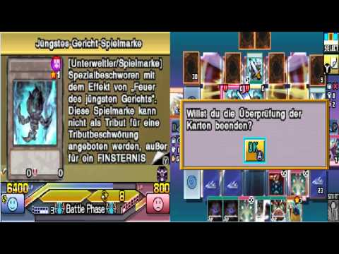 Let's Play Yu Gi Oh! World Championship 2011 Part 54 - Welch ein spannender Kampf