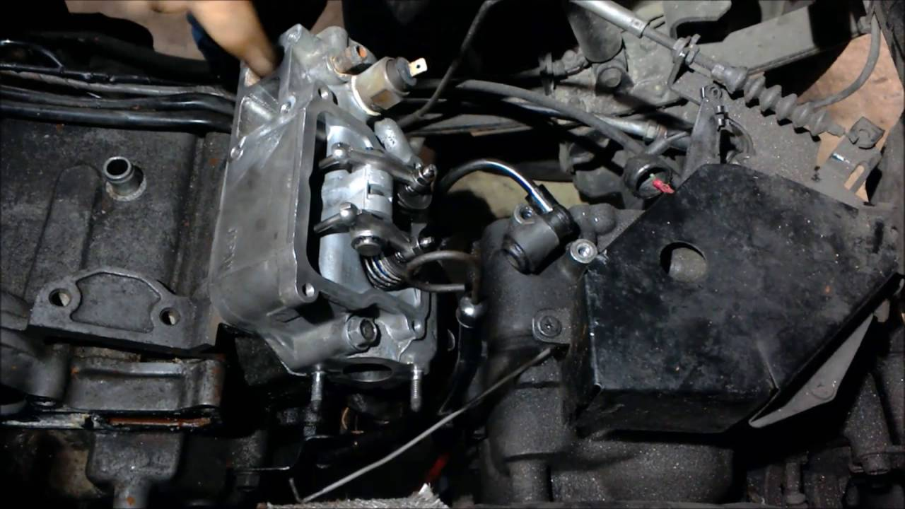 Suzuki Mule Valve Clearance And Valve Covers