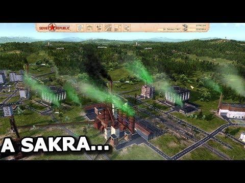 Chemička zamořila celé město a lidé umírají!  - Soviet Republic #5