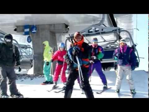 Halsbury Ski Video