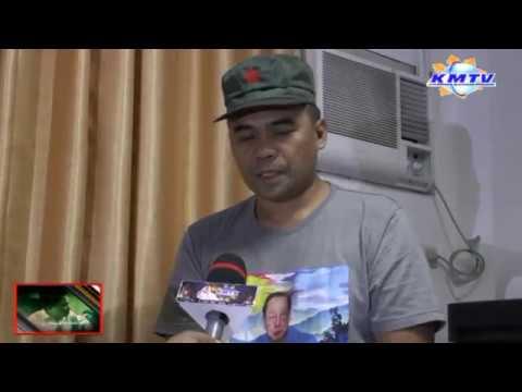 OZAMIZ CITY: NPA NDF CONSULTANT FOR WEST MINDANAO REGION NASIKOP
