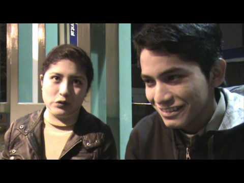 Entrevista a los actores de la película
