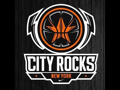 "New Recruit Media LLC presents: 2016 CITYROCKS NIKE EYBL EPISODE 3 ""Road to Boo Williams"""