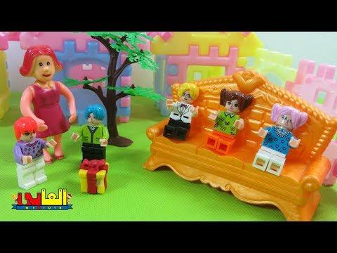 لعبة حديقة تامر واصحابة أجمل ألعاب العرائس للبنات والاولاد  baby doll toys