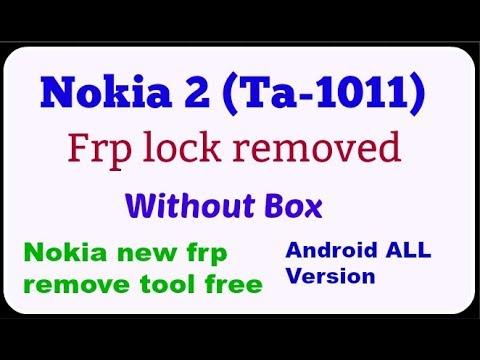 Nokia 2 (TA-1011) FRP reset done - GSM-Forum