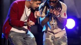 Drake feat. Jay-Z and Lil Wayne - Light Up (Rikers Remix) NEW 2010