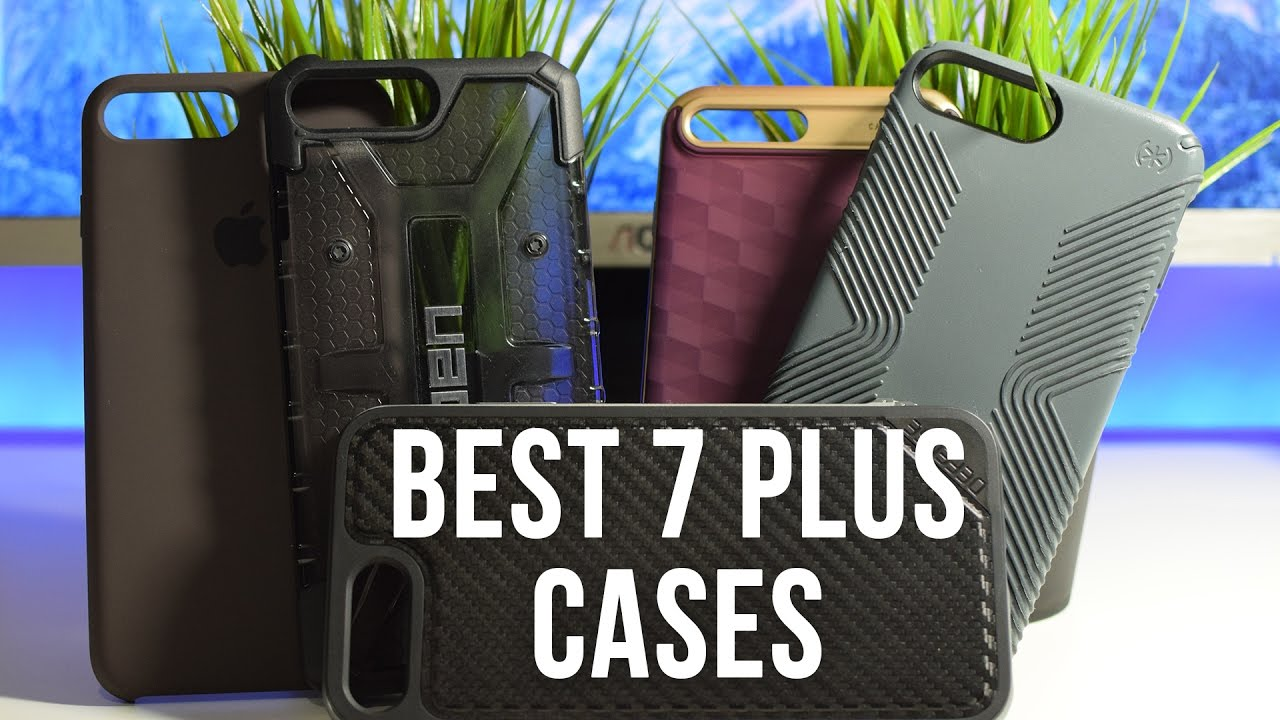 wholesale dealer 43b06 87ca2 Best iPhone 7 Plus Cases!