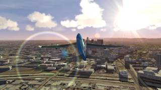 klm 747 crash downtown los angeles