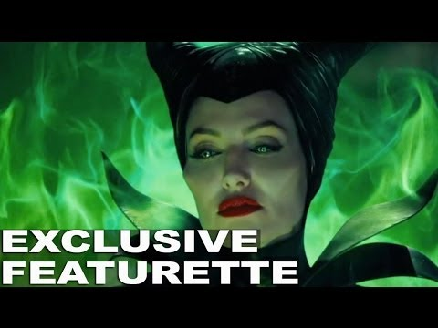 Maleficent: Exclusive Featurette with Angelina Jolie, Elle ning & Juno Temple