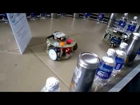 """Lac Hong Robot Store """" Sản phẩm công nghệ: MCR, Robot tránh vật cản"""""""