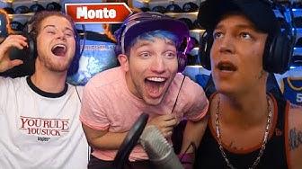 REZO und TJ reagieren auf YouTuber und Memes (part 1)