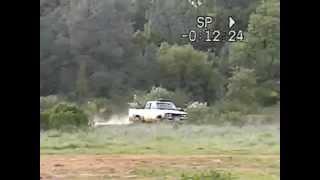 Datsun 720 messin around