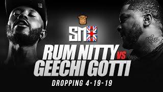 GEECHI GOTTI VS RUM NITTY RELEASE TRAILER | URLTV