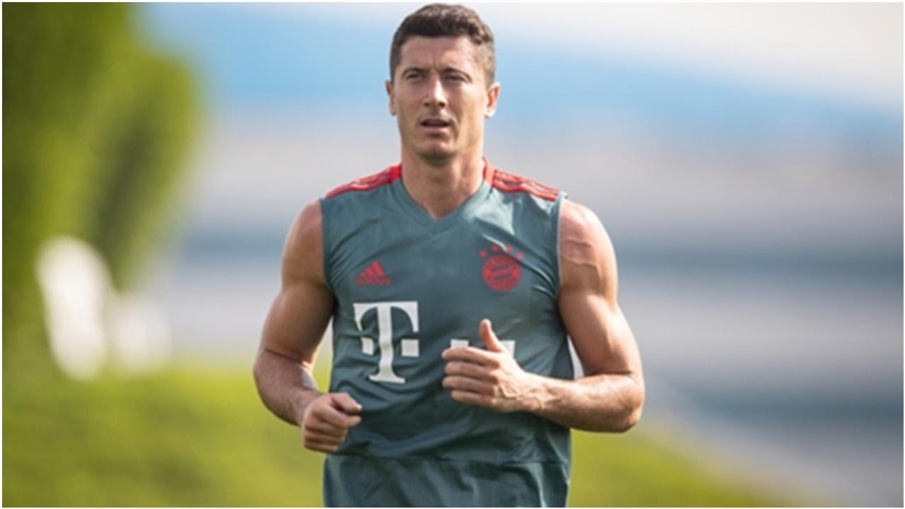 Download Rapper Kollegah feiert Bayern-Star Robert Lewandowski | Goal.com